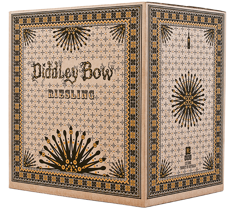 Diddley Bow Cartons