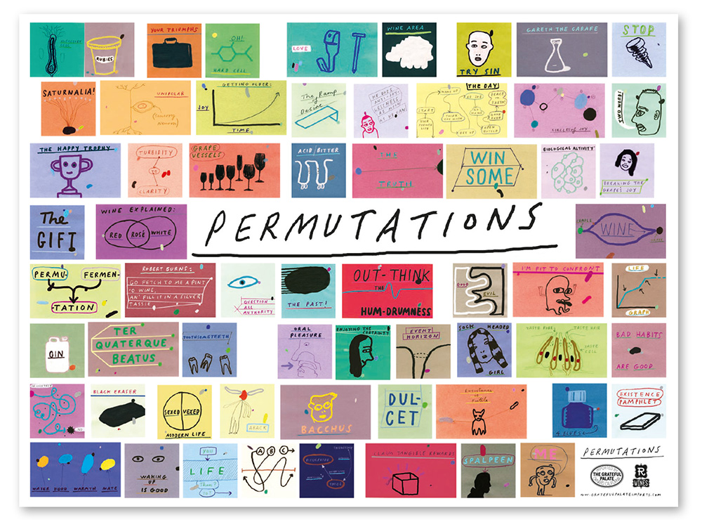 Permutations Poster